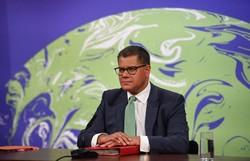 Presidente da COP26 afirma que será mais difícil alcançar acordo mundial que em Paris-2015 (Foto: JUSTIN TALLIS/POOL/AFP)