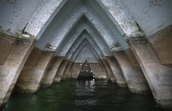 Igreja submersa de Petrolândia, no Sertão pernambucano, será tombada (Foto: Peu Ricardo/DP)