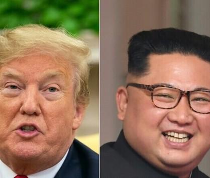 Correspondência com Kim Jong
