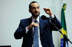 Funcionários da OEA repudiam postagem 'racista e homofóbica' de Arthur Weintraub (Foto: Alex Ferreira / Câmara dos Deputados)