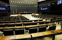 Câmara aprova MP que destina R$ 4,489 bilhões para combate à Covid-19 (Foto: Marcelo Camargo/Agência Brasil)