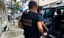 Polícia Federal investiga fraudes tributárias em seis estados e no DF (Foto: Divulgação/PF)