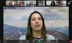 Prefeita de Caruaru, Raquel Lyra, debate momento político do Brasil (Foto: Divulgação)