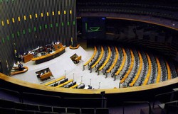 Senado aprova MP que protege bancos de variações cambiais (Foto: Wilson Dias/Agência Brasil)