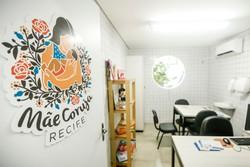 Programa Mãe Coruja Recife arrecada livros infantis (Foto: Andréa Rêgo Barros/Arquivo PCR/Divulgação)