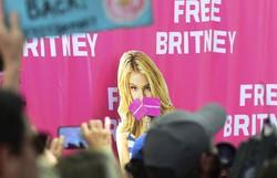 Britney Spears pede à Justiça o fim da tutela de seu pai (Foto: Frederic J. Brown/AFP)