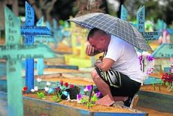 Prejuízos mentais da pandemia já são considerados quarta onda da Covid-19 (Especialistas alertam que, em países com alto registro de óbitos, como o Brasil, as complicações podem ser acirradas. Foto: Michael Dantas/AFP)