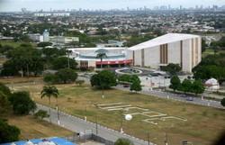 UFPE volta a permitir prática de exercícios individuais no Campus Recife (Foto: UFPE/Divulgação )