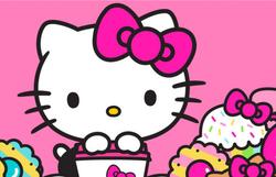 Hello Kitty terá filme em live-action  (Foto: Reprodução/Instagram @hellokitty)