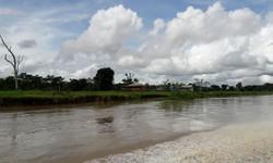 Agropecuária ocupa considerável extensão de terra no bioma Amazônia (Foto: Andrea Hanai / IDIS)