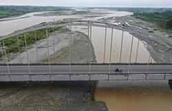Colômbia prorroga bloqueio de fronteiras terrestres e fluviais até 16 de janeiro (Foto: Raul Arboleda/AFP)