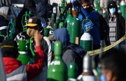 Anvisa autoriza produção de oxigênio com menor pureza para aumentar oferta (Foto: Diego Ramos/AFP)
