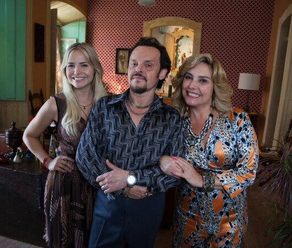 Cine Holliúdy ganha reprise (Marcos Rosa/Globo)