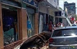 Com novo registro de queda de marquise, Recife discute segurança dos edifícios (Foto: Divulgação)
