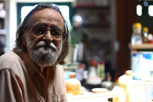 O artista plástico Gilvan Samico falceu aos 85 anos. O pernambucano lutava contra um câncer e foi internado diversas vezes no Recife e em São Paulo. Foto: Laís Telles/Esp. DP/D.A Press/Arquivo -