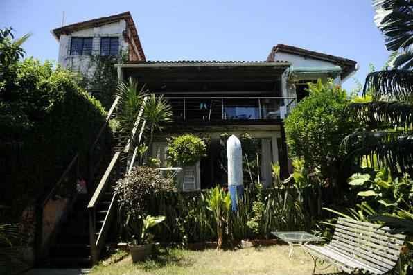 Casa de Olinda mistura arte e hospedagem na Rua São Francisco, na Cidade Alta olindense. Foto: Everson Verdião/Esp. DP/DA Press -