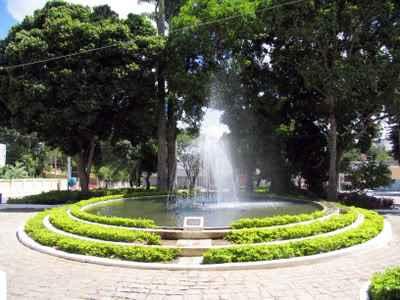Praça Souto Filho, em Garanhuns,receberá monumento de Dominguinhos.Foto: Reprodução/Internet.