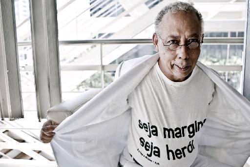 Jards Macalé fará show na Praça do Carmo e é tema de documentário. Foto: Rui Mendes/ Divulgação