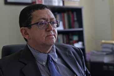 O presidente da Fundarpe, Severino Pessoa, acredita em aumento do número de frequentadores do Cine São Luiz. Foto: Roberto Ramos/DP/D.A Press