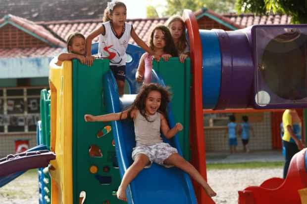 Toda criança tem direitos e deveres, e é importante que a sociedade participe da garantia deles. Crédito: Bernardo Dantas/ DP/D.A Press.