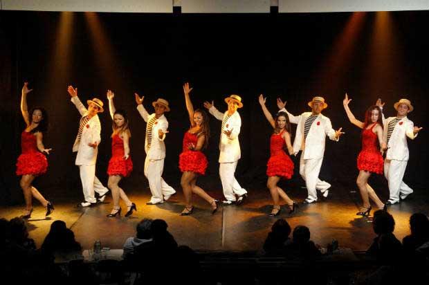 """O espetáculo """"Aquarelas"""", da Cia. de dança Carlinhos de Jesus, é uma das atrações da Mostra. Wagner Carvalho/Divulgação"""
