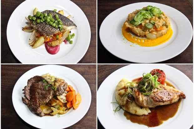 Serão cinco pratos disponíveis aos frequentadores até 25 de outubro. Fotos: Jorge Farias/Divulgação