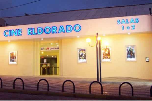 No Eldorado, uma das duas salas também poderá mostrar filmes em 3D. Crédito: PMC Moviemax/Divulgação