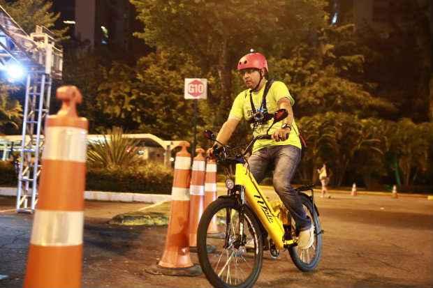 Jason Torres enfrentou dificuldades na relação com os motoristas da Via Mangue. (Bernardo Dantas/DP/D.A Press)