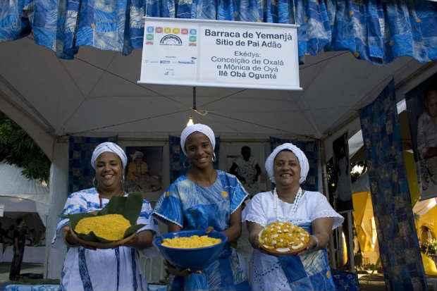 Serão 13 barracas com degustação dos pratos. Foto: Luiz Santos/Divulgação