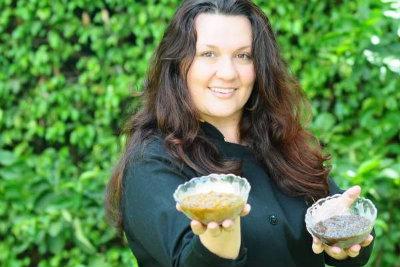 Renata Mandelli: o equilíbrio entre ingredientes é fundamental para um bom chutney. Foto: Gilberto Alves/CB/D.A Press