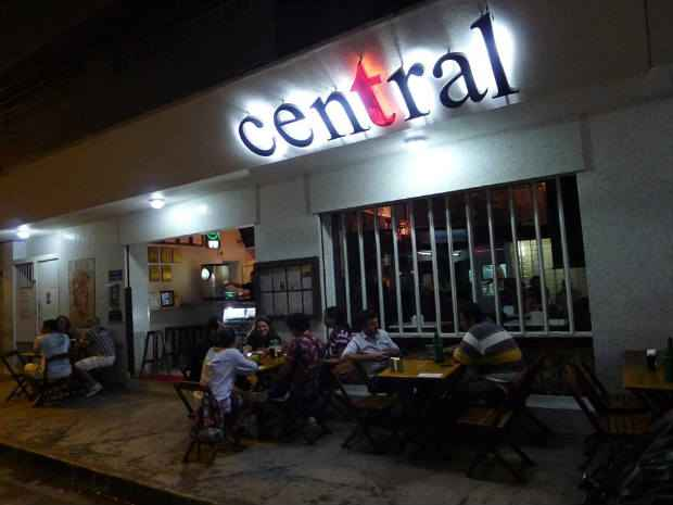 O Bar Central fica em Santo Amaro. Foto: Facebook/Reprodução