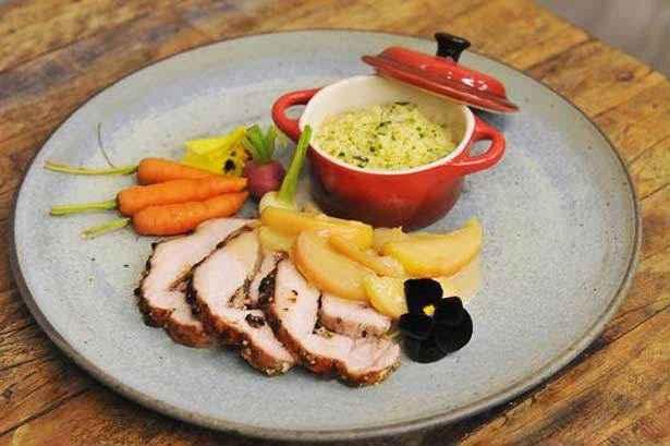 O prato italiano é uma boa opção para o Natal. Foto: Marcos Michelin/EM/D. A Press