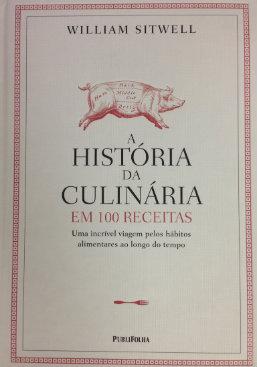 O livro conta com 100 receitas históricas. Foto: Publifolha/Divulgação