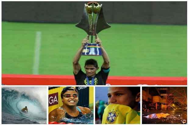 Vitórias do Sport em 2014 foram destaque em Esportes. Foto: D.A Press