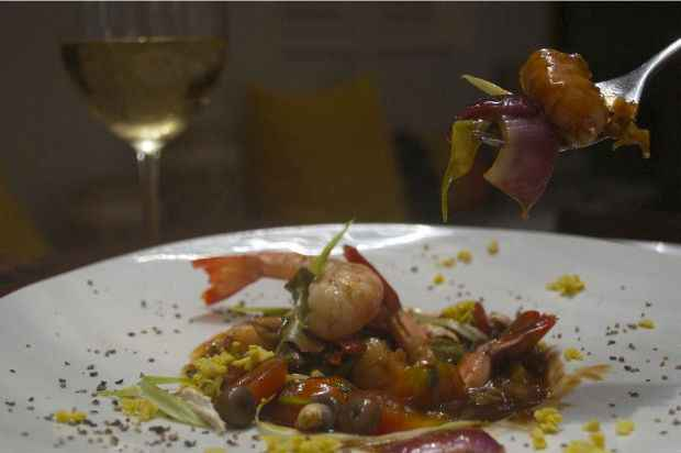 O jantar acontece toda terça-feira. Foto: Júpiter/Divulgação