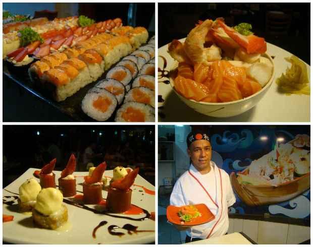 Kani é pioneiro em rodízios de sushi em Petrolina