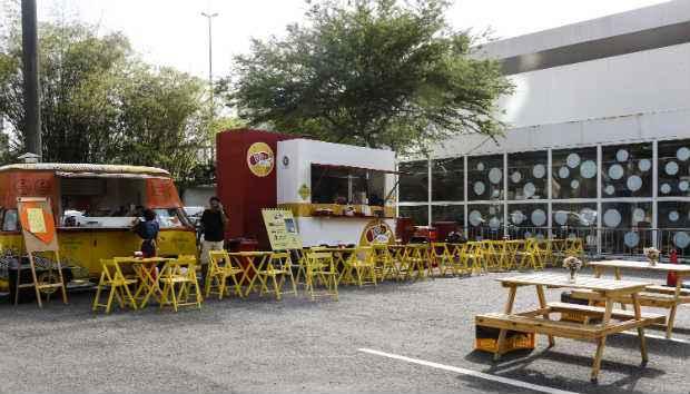 Além da área gastronômica, será montado um espaço para oficinas e mesas de jogos. Foto: Dupla Comunicação/Divulgação