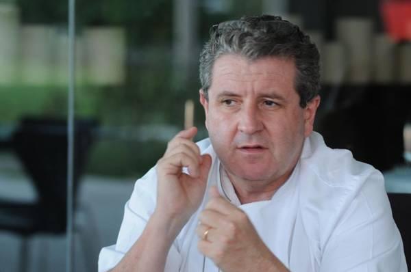 Chef francês Laurent Suaudeau. Foto: Adauto Cruz/CB/D.A Press
