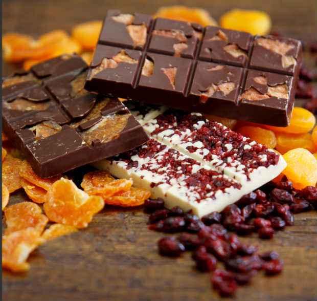 Caracol oferece barras energizantes com frutas, colágeno, cártamo e pimentas. Foto: Vinícius Ramos/ Vagalume Comunicação