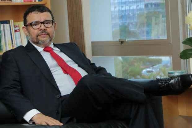 Grijalbo Coutinho, do TRT-DF/TO, é um dos críticos mais contundentes à terceirização de mão de obra. Foto: TRF-DF/TO/Divulgação