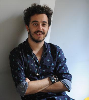 O publicitário Rodrigo Ladeira prepara até o fim do ano 190 receitas de Nigella Lawson. Foto: Leandro Couri/EM/D.A Press