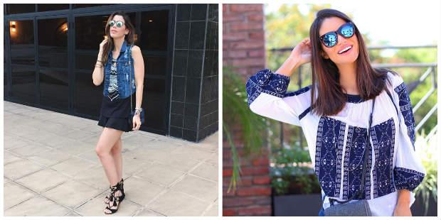 Camila Coutinho e Camila Coelho estão entre as blogueiras mais influentes do mundo. Montagem: Instagram/Reprodução