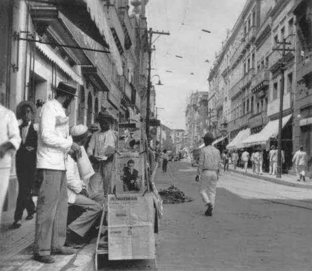 As fotografias presentes no livro e na exposição foram recuperadas do acervo do Museu da Cidade. Foto: G&M/Divulgação