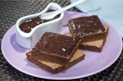 Brownie Mocha. Foto: Pilão/ Divulgação