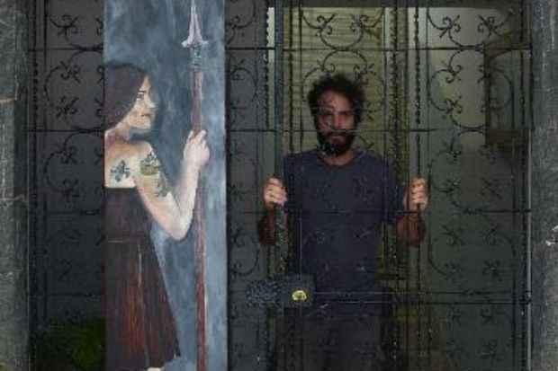 Daniel Araújo é um dos nomes em ascensão. Foto: Galeria Joana D'Arc/Divulgação