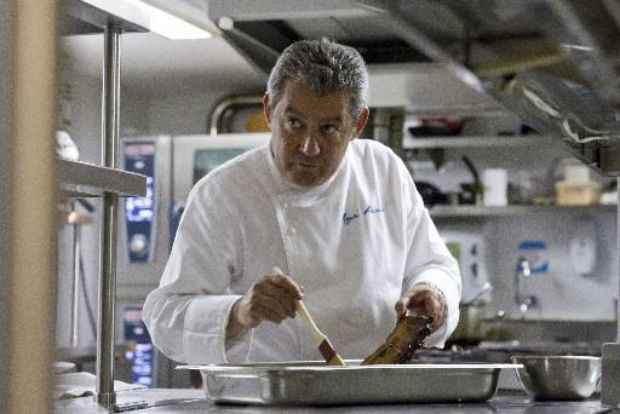 Exigente, chef Rui Paula pesquisou os gostos dos pernambucanos . Foto:Restaurante Rui Paula/Divulgação
