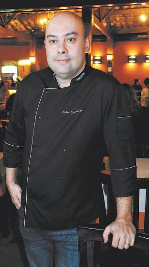 Chef João Siqueira. Foto: Marcos vieira/EM/D. A PRESS