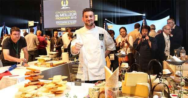 Fabien Degoulet eleito melhor do mundo. Foto: Reprodução/ ideemiam.com