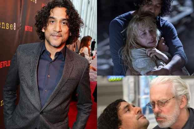 Naveen Andrews elogia trabalho dos Wachowski em Sense8. Credito Netflix/Divulgacao