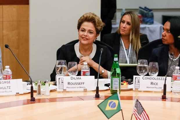 Dilma Rousseff está em viagem oficial aos Estados Unidos. Foto: Roberto Stuckert Filho/PR